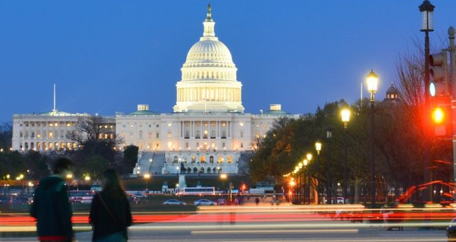 Charter bus rental pricing in D.C.