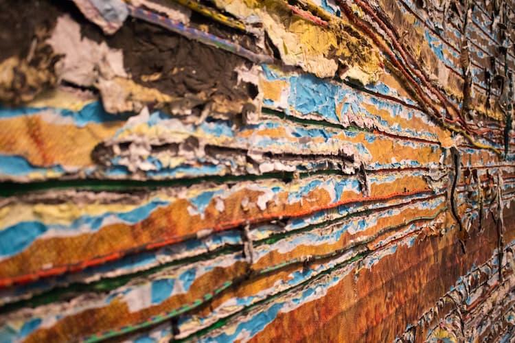 Hirshhorn Museum mural
