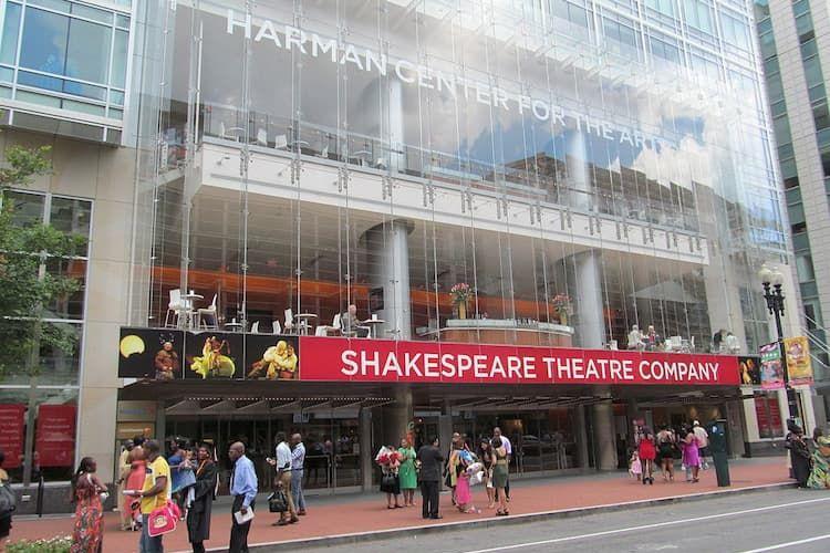 Shakespeare Theatre Company building
